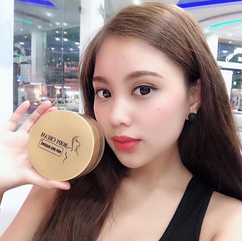 Kem dưỡng thể Nam Anh Khương Cream